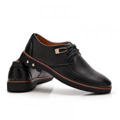 Winter flat new comfortable casual shoes men tide men shoes black 38