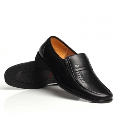 Single shoes brand men's shoes casual shoes brown 38