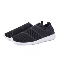 Couple Coconut Shoes Men Running Shoes Ladies Running Jogging Shoes black(y06) 39