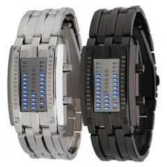 Fashion Cool army stel men led watches Lava