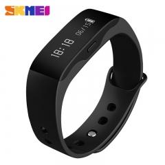 Smart Digital Wristwatches OLED Display Men Women black