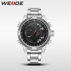 Mannen Militaire Horloges Luxe Leger Horloge black