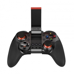 Bluetooth Smart Phone GamePad Wireless Game Controller Game Handle With Shock Rocker