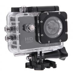 SJCAM SJ4000 Waterproof Action Sports Camera Moto/Bike Riding Helmet Camcorder Recorder black 25cm*12cm*6cm