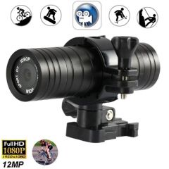 SJ2000 Sport Helmet Camcorder Outdoor Action Camera Mini DV Moto/Bike Riding Recorder Car DVR black 25cm*12cm*6cm
