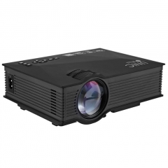 UNIC Portable Projector 1080P Digital LCD/LED Multimedia Home/Office Theater Proyector Support WiFi black 20CM