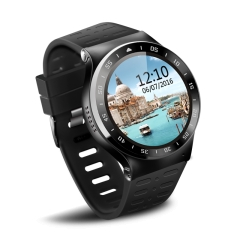 Zgpax Android 5.1 Touch Screen Smart Watch Phone With Bluetooth WiFi Camera SIM GPS Install App black 3