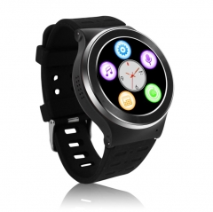 ZGPAX 3G Android Smart Watch Phone With Camera Pedometer Heart Reate Monitor GPS WIFI black 3