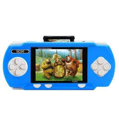 """2017 New Handheld Game Consoles For Kids with Big Size 3.2"""" Free Player 336 Games"""