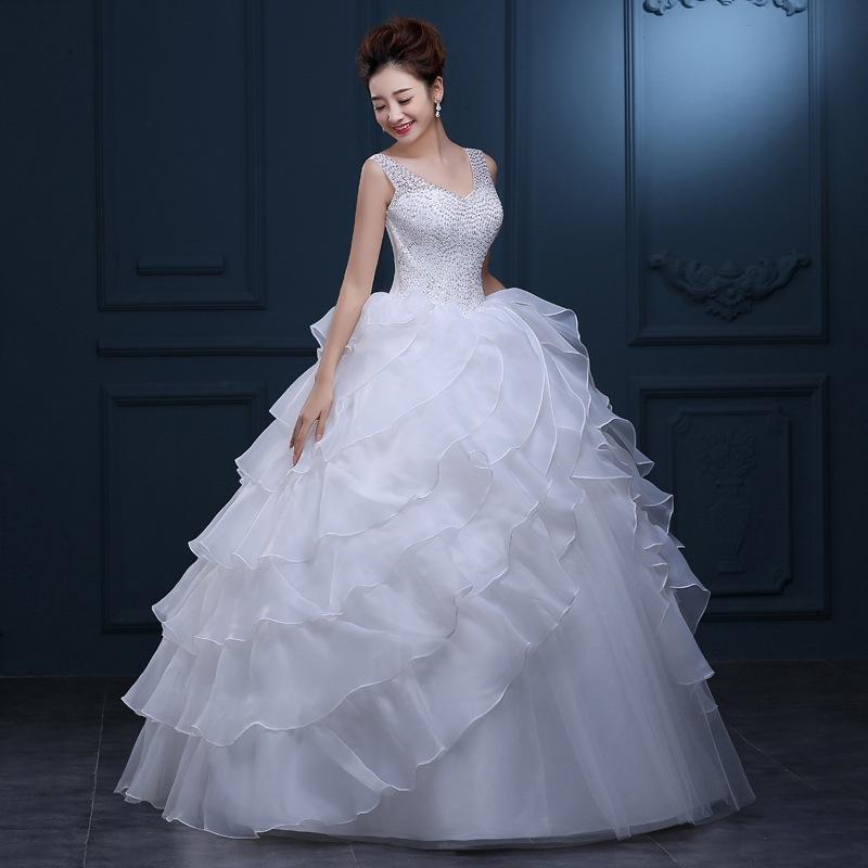 High end wedding dress white s kilimall kenya for High end wedding dress