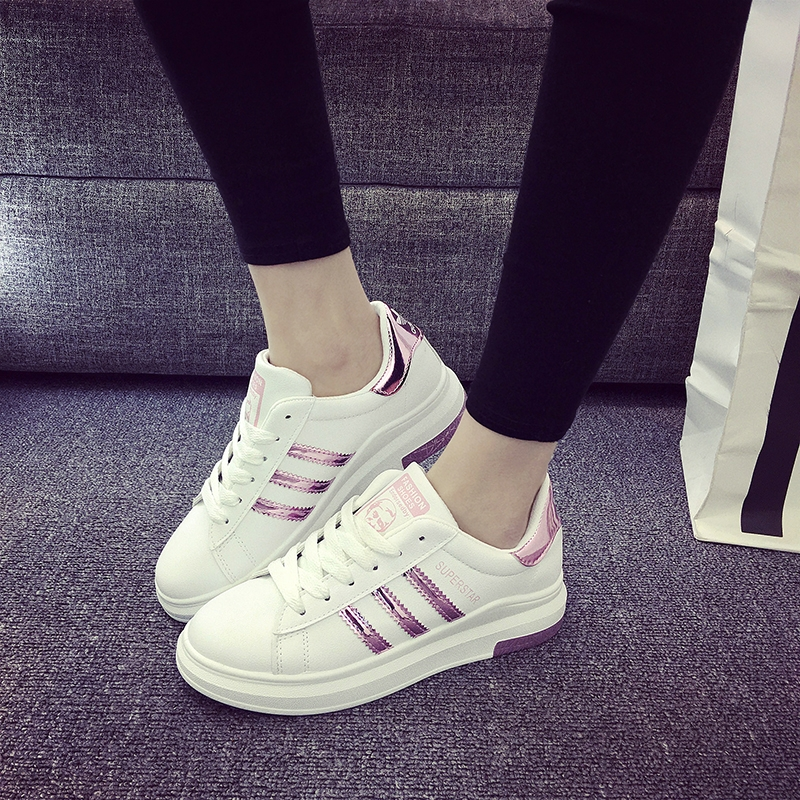 small white shoes sports shoes shoes 333 silver 35
