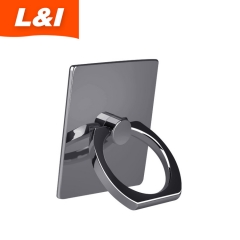 Universal Ring phone holder for iphone Samsung Huawei Inflix smart phone 360 degrees stand holder Golden 35*40mm