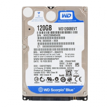 """120GB 2.5"""" Internal SATA Hard Disk Drive for PS3 PS3 Fat Slim Super Slim as picture"""