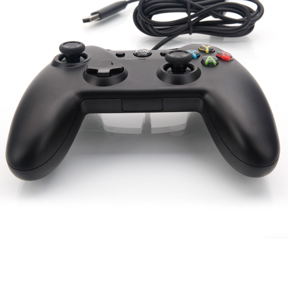 Kilimall: Wired Game Controller for Microsoft Xbox One Black 544290