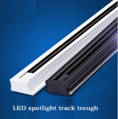 LED spotlight track trough,Track joint normal 0.5m