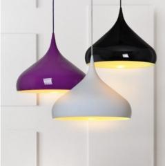 Chandelier / modern interior minimalist chandelier / restaurant, bar personality originality lamp white one size