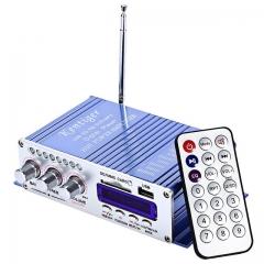 MOONSO Multi-functional household portable amplifiers FM SD USB MP3 USB card stereo audio kk0078