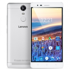Lenovo Fingerprint 3GB RAM 32GB ROM 5.5'' K5 K52E78 13.0MP Camera Smart Phone Smartphone KK0101 white