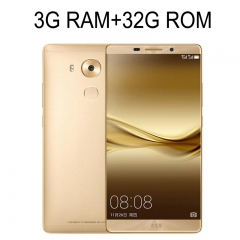NUOMANSI 3+32GB Fingerprint 6.0'' 5MP+13MP Camera Android Smartphone Smart Mobile Phone KK0056F white