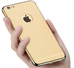 iphone 6 6s plus dbphone 6 plus case covers shell for mobile smart phone kk0112F gold 5.5inch