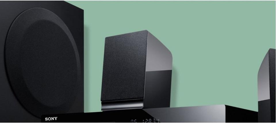 Sony DAV-TZ140 DVD Home Theater System