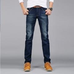 Cool Men Blue Jeans New Arrival Design Jeans For Men Good Quality blue 32