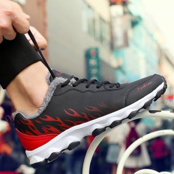 Men's  Basketball Shoes Breathable Cushioning Support Sneakers Sports Shoes black 44