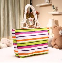 women canvas single shoulder bag four color one size A one size