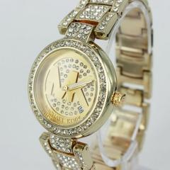 MK New wristwatches quartz watch casual watches gold