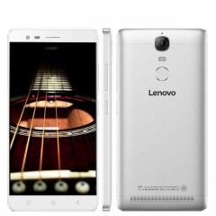 5.5''Lenovo K5 Note 4G Phablet Octa Core +2GB RAM 16GB ROM + 13.0MP Camera Fingerprint Scanner silver