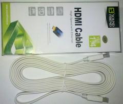 1.8M FLAT HDMI CABLES