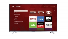TCL Smart Digital HD Ready LED Display Television - Black, 32 Inch TV