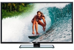 TCL LED FULL HD Display TV - Black, 24 Inch TV