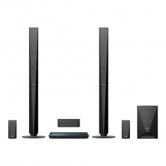 Sony DAV-DZ650 DVD Home Cinema System With Bluetooth®- black