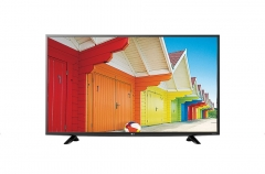 LG  (49UF640T) Ultra HD Display Smart Digital Television - Black, 49 Inch TV