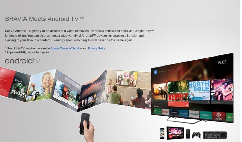 Image result for Sony 55W800E Android 3D Smart TV 55 Inch Black