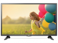 LG HD LED Display Digital Television (32Lh520J) - Black, 32 Inch TV