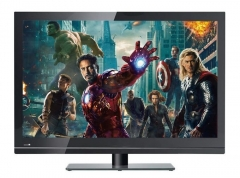 LED (LED 24D5/24A5) LED Display Digital Television - Black, 24 Inch TV