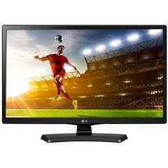 LG HD LED Display Digital Television (24MT48VF) - Black, 24 Inch TV
