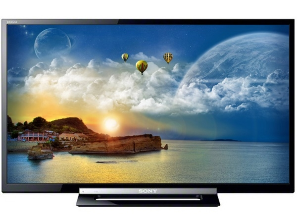 sony bravia tv 40 inch. image. experience plus entertainment. more than just what tv channels have to offer. the sony bravia 40 inch tv