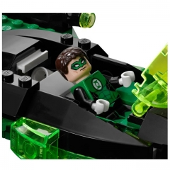 lepin Green Lantern VS Sinestro Building Blocks multi-color normal