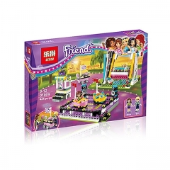 lepin pleasure ground building blocks multi-color normal