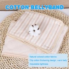 Colored cotton abdomen circumference coffee normal