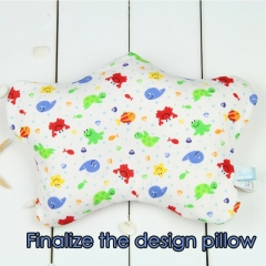 Cassia seed to finalize the design pillow white normal