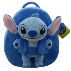 Stitch backpack blue normal