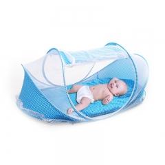 【suncity】Children are free to install floor nets blue 14cm