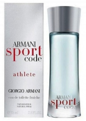 Armani Sports Code by Giorgio Armani for Men-100m