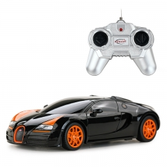 Children's toys Bugatti Vickers drift remote control car toy car 1:24 random one size