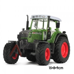 Children 's alloy construction vehicle tractor toy model random one size
