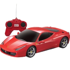 Children 's toy remote control car model 1:24 Ferrari car model random one size